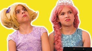 Villain Auditions | Malice is being replaced? And More! Princesses In Real Life | Kiddyzuzaa