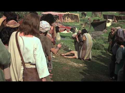 Jesus English Jesus Heals Boy From Evil Spirit