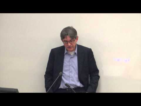 'Liberty and Security' - Conor Gearty: CPL/LWOB Lecture