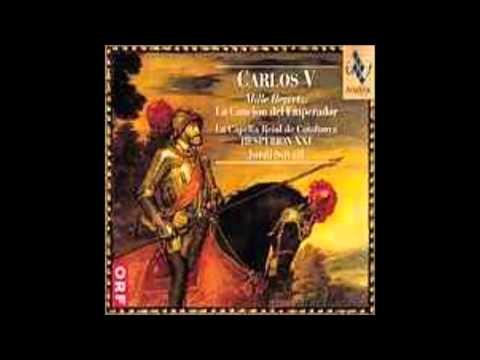 09 Janequin - Pavana La Battaglia Per Sonar - La cancion de emperador - Carlos V - Jordi Savall