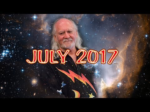 Rick Levine Astrology Forecast for July 2017
