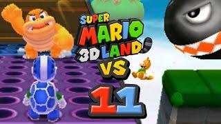 Let's Race: Super Mario 3D Land - Episode 11: A Futuristic World!