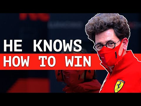 Is Binotto the Man to Bring Ferrari Back to Glory?