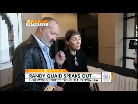 "Heath Ledger Killed by ""Star Whackers"" Says Quaid"