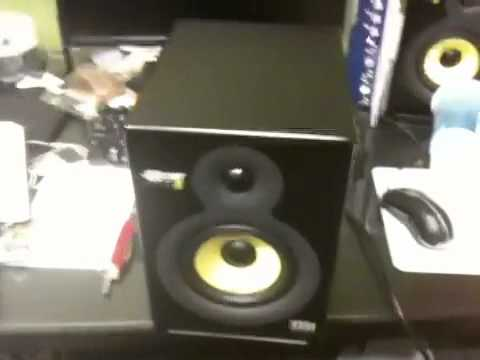 hqdefault krk rp5 making a horrible noise can you figure it out? youtube KRK Rokit 8 at bayanpartner.co