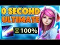*NEW SKIN* 1580 AP INSTANT ULTIMATE QUADRAKILL (40 KILLS) - BunnyFuFuu