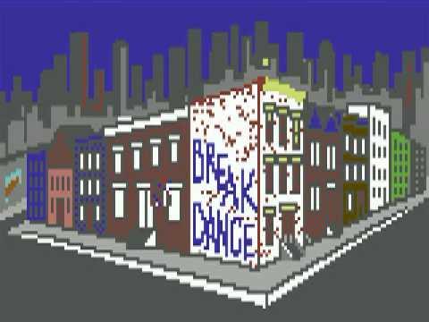 """c64 Messiah - Ballblazer """"Dirty South"""" Remix Video"""
