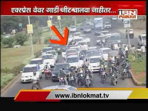 Mumbai's Worst Road Accident Caught on CCTV