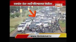 Mumbai's Worst Road Accident Caught on CCTV   Please Drive Safely