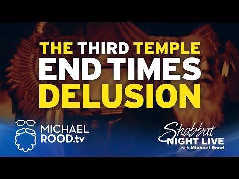 Yeshua's Third Temple | Shabbat Night Live