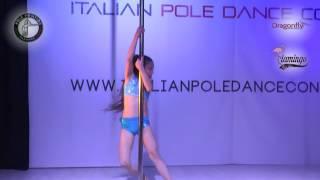Giorgia D'alessandro | Italian Pole Dance contest 2017 - Lunedì 17 Aprile