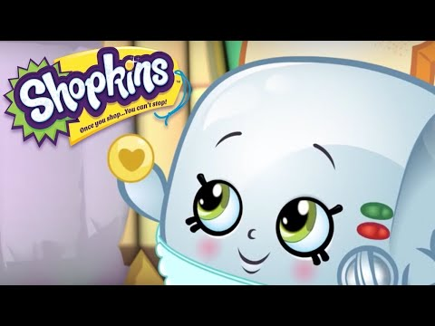 SHOPKINS Cartoon - A SHINY GOLD COIN | Cartoons For Children