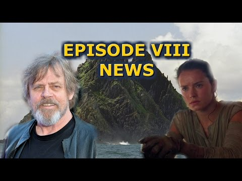 New Episode VIII Reports (Pinewood Studios Returns to Skellig Michael!)