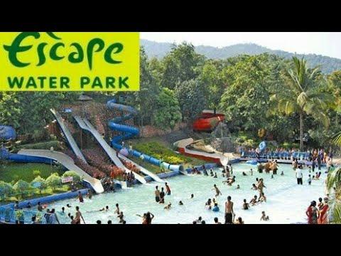 Great Escape Water Park Mumbai