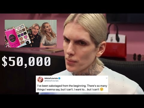 jeffree star ENDS toofaced... and saves nikkietutorials