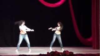 Ranya and Daniela Zaghareet - Shaabi Bellydance