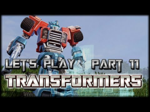 Let's Play Transformers : 11 - Optimas take flight!