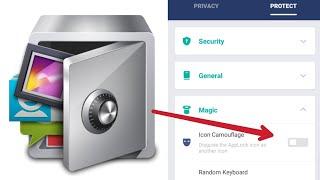 AppLock Hide And Unhide New Method || Disguise the AppLock From HomeScreen || AppLock ko Hide Kare screenshot 3