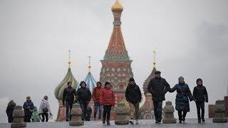 Смотреть видео В Гидрометцентре сказали, когда в Москве наступит климатическая зима онлайн