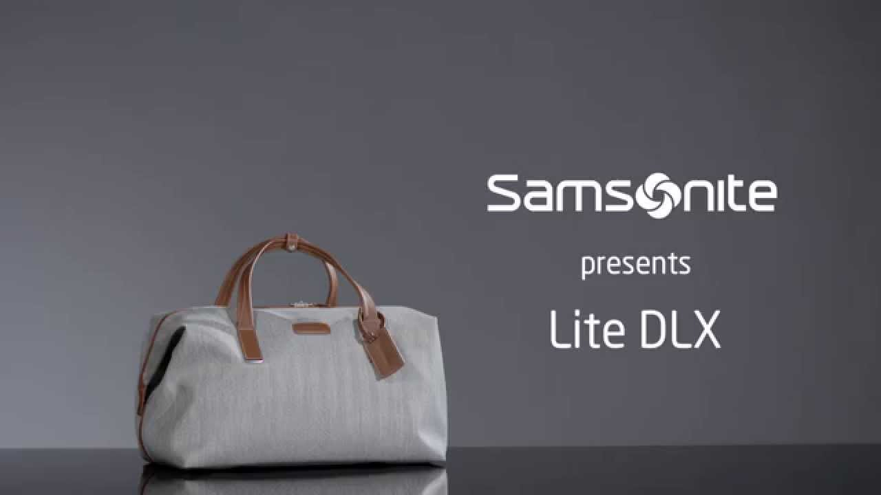 8e4e860e59523 Samsonite - Lite DLX Beauty Case - SAMDEX