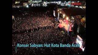 [941.87 KB] Konser Nissa Sabyan di Banda Aceh Meriahkan Malam Resepsi HUT ke-814