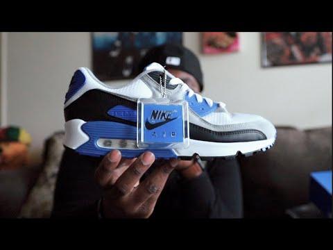 Nike Air Max 90 City NYC QS   The Sole Supplier