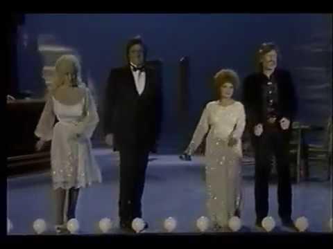 Gospel. Johnny  Cash, Brenda Lee, Dolly Parton, Kris Kristofferson, Willie Nelson