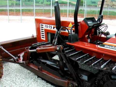 Fiat 70 75 avi youtube for New holland 72 85