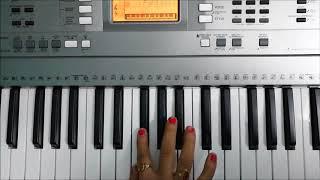Chori chori dil tera churayenge- Phool Aur Angaar   Piano Cover   Sujata Instrumental