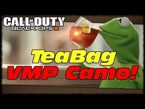 Lipton Teatime Teabag VMP Custom Paint Job! Call of Duty Black Ops 3 Emblems & Paint Jobs Are BACK!