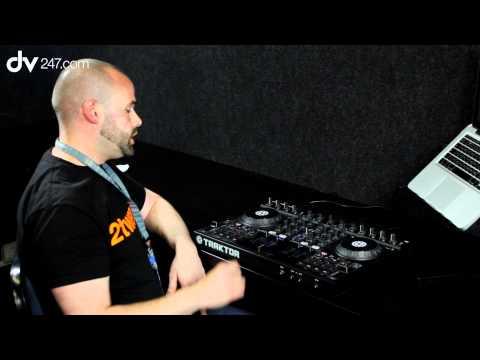 Traktor Kontrol S4 DJ Controller Tutorial