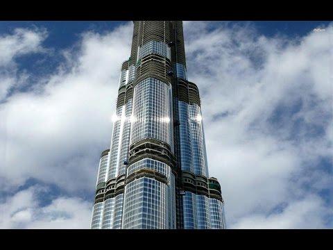 Самое высокое здание в мире!!!