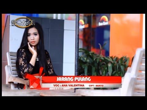 ANA VALENTINA - JARANG PULANG [ OFFICIAL MUSIC VIDEO ] HOUSE MIX VER