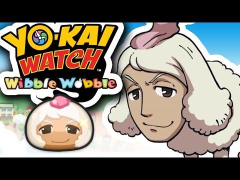 YO-KAI WATCH WIBBLE WOBBLE #14 - SECOND LÉGENDAIRE : CABOTIN !