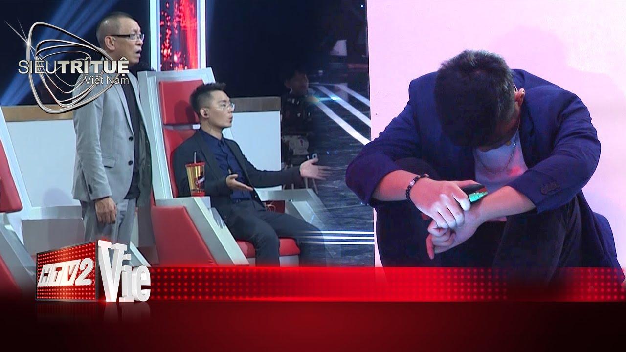 image Việt Hoàng vụt mất chiến thắng trong tiếc nuối vì vô tình phạm sai lầm I #11 SIÊU TRÍ TUỆ VIỆT NAM