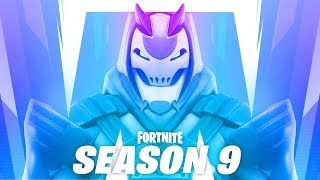 Fortnite Official Season 9 Skin Teaser..!