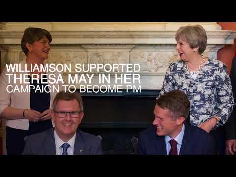 Who is new defence secretary Gavin Williamson?