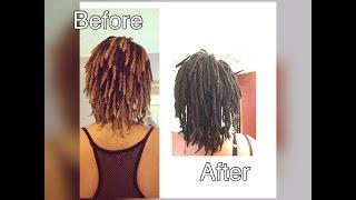 Natural Black Hair Dye For Dreadlocks