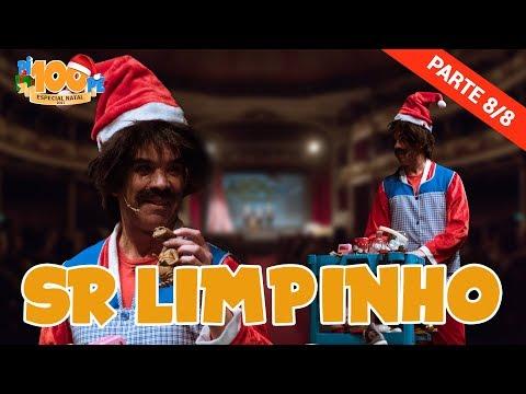 Pi100pé Especial de Natal - Sr. Limpinho
