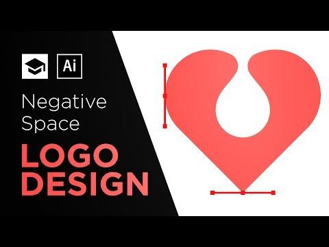 Negative Space Logo Design In Illustrator Adobe Illustrator Tutorial Step By Step Youtube,Studio Mcgee Kitchen Design