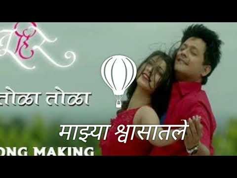 New whatapp status Marathi 2018 | Mitwaa movie | Tola Tola song | female version |