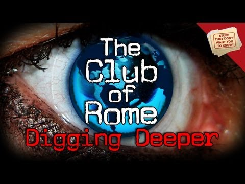 Club of Rome   Digging Deeper