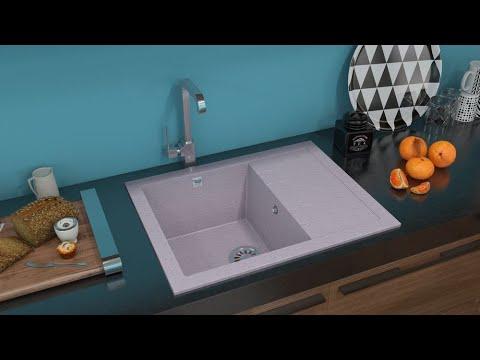 Обзор кухонной мойки Tubaqua Вилея