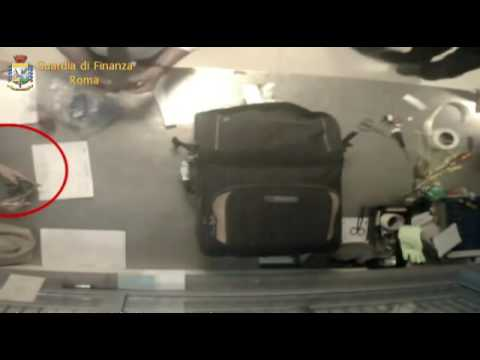 Police Arrest Rome Fiumicino Airport Workers Over Lost Luggage Thefts