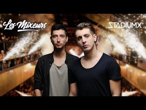 Les Mixeurs - Interview Stadiumx @ADE 2017
