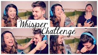 Whisper Challenge with Jim | Zoella