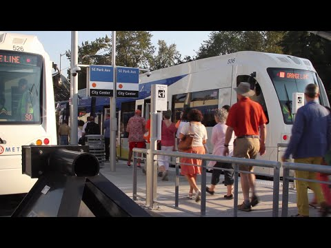 MAX Orange Line Opens in Clackamas County