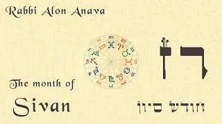 The secrets of Kabbalah behind the month of Sivan - Rabbi Alon Anava