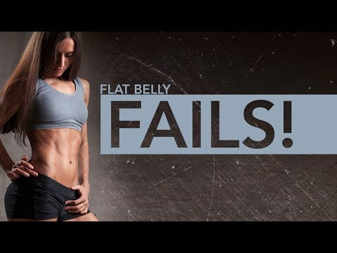 4 WORST Flat Belly Fails (AVOID ABS MISTAKES)