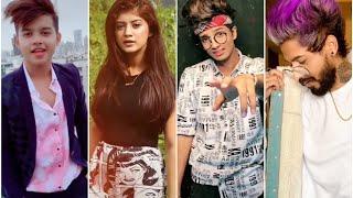 Socha Kuch Pee Kar Tujhe Bhula Dunga Song Tiktok Videos | Arishfa, Riyaz, Krishna, Faizal